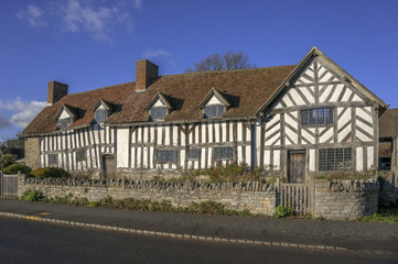 .Mary Arden's House