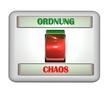 3D Schalter II - Nett - Ordnung - Chaos