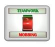 3D Schalter II - Teamwork - Mobbing