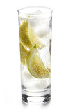 Fizzy Drink with Lemon