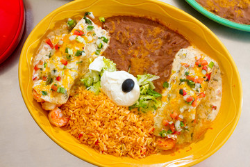 Mexican Restaurant Food