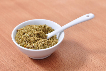 seasoning for fish and meat