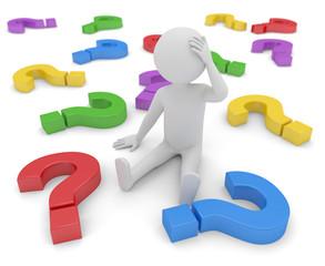 Frageen über Fragen