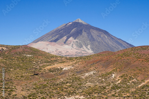 Peak of El Teide