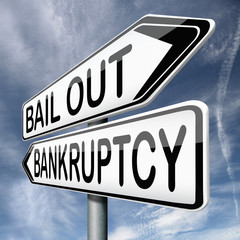bailout bankruptcy