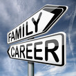 family or career