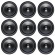loud woofer speaker