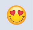 Emoticon - In love