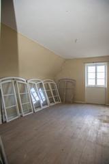 Renovierung eines Hofes
