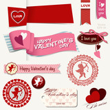 Valentine's day set