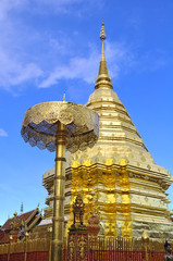 Buddhist Temple, Phra That Doi Suthep
