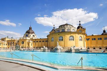 budapest szechenyi bath