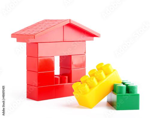 Toys blocks.