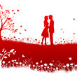 Valentinstag Layout