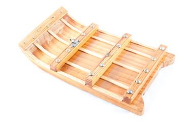 Spanish threshing board made in Cantalejo, Segovia