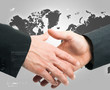 Hi-tech handshake