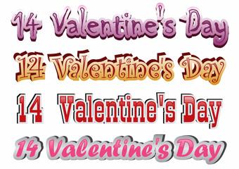 14 valentine's day