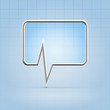 Medical forum application icon