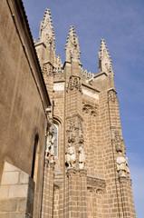 Monastery of San Juan de los Reyes, Toledo (Spain)