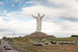 Fototapety Pomnik Jezusa Chrystusa Króla w Świebodzinie
