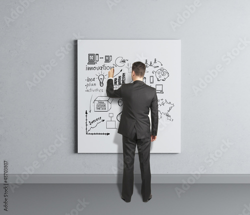 drawing business plan