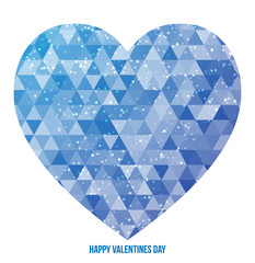 heart Vector Illustration Valentine day
