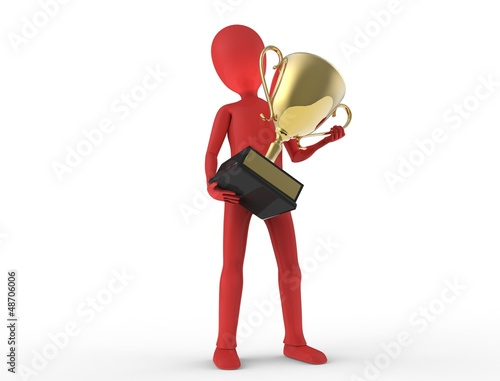 Winners trophy