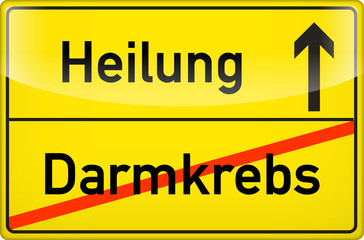 Darmkrebs / Heilung