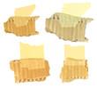 Crate Paper adhesive tape
