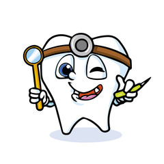 funny cartoon tooth