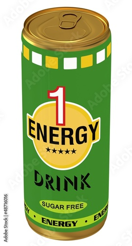 green enegry drink