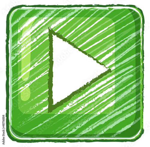 A play button icon drawing