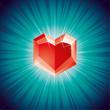 valentine diamond