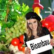 Biologischer Anbau Tafel Wochenmarkt