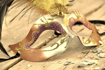 mask of carnival