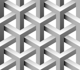 3d seamless pattern
