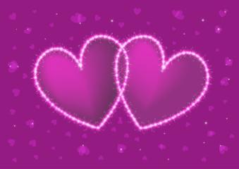 Işıltılı Kalpler, Sevgililer Günü