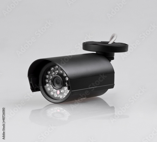 Security Camera or CCTV isolated