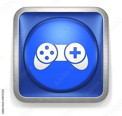 Joystick_Blue_Button