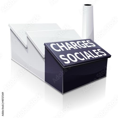 Charges sociales de l'entreprise
