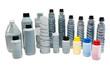 Colour toners (powder) for printers - 48727629