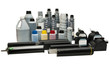 Colour cartridges and powder toners for printers - 48727632