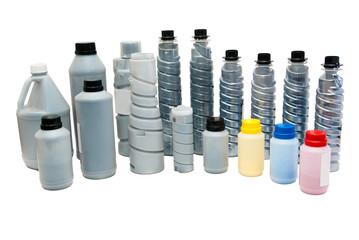 Colour toners (powder) for printers