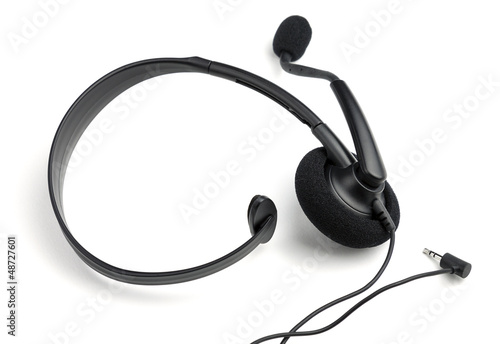 Earphones with microphone