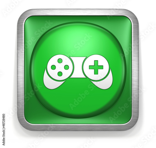 Joystick_Green_Button
