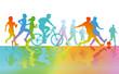 Sport und Bewegung - 48729814