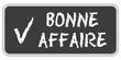CB-Sticker TF eckig oc BONNE AFFAIRE