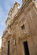 Basilica Cathedral of St. Agata. Gallipoli. Puglia. Italy.