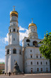 Ivan the Great Bell Tower at Moscow Kremlin