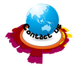 earth contact us